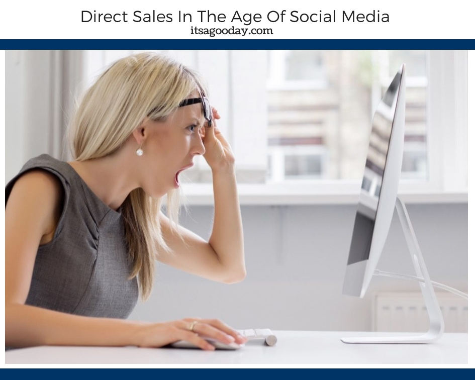 1 - The Genius Of Direct Sales In The Age Of Social Media